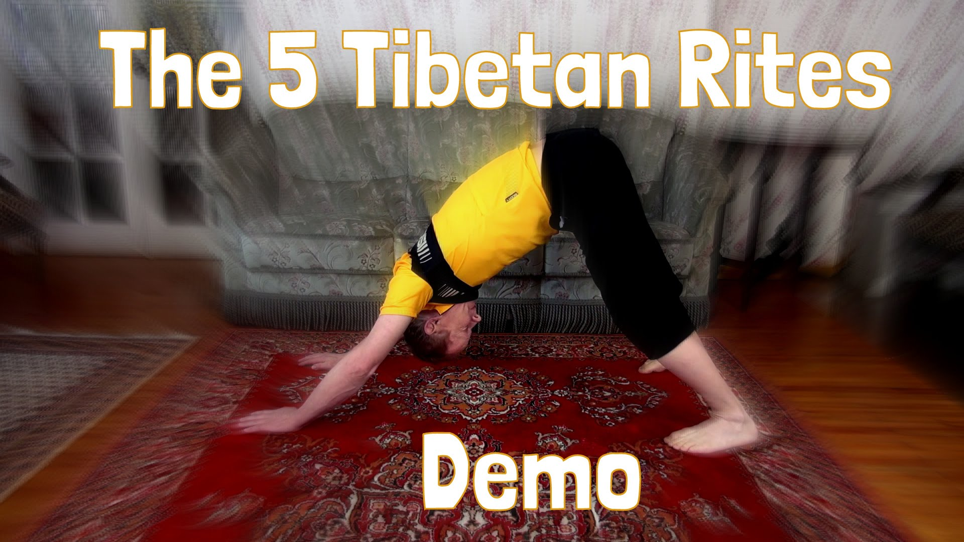 5 exercises tibetan