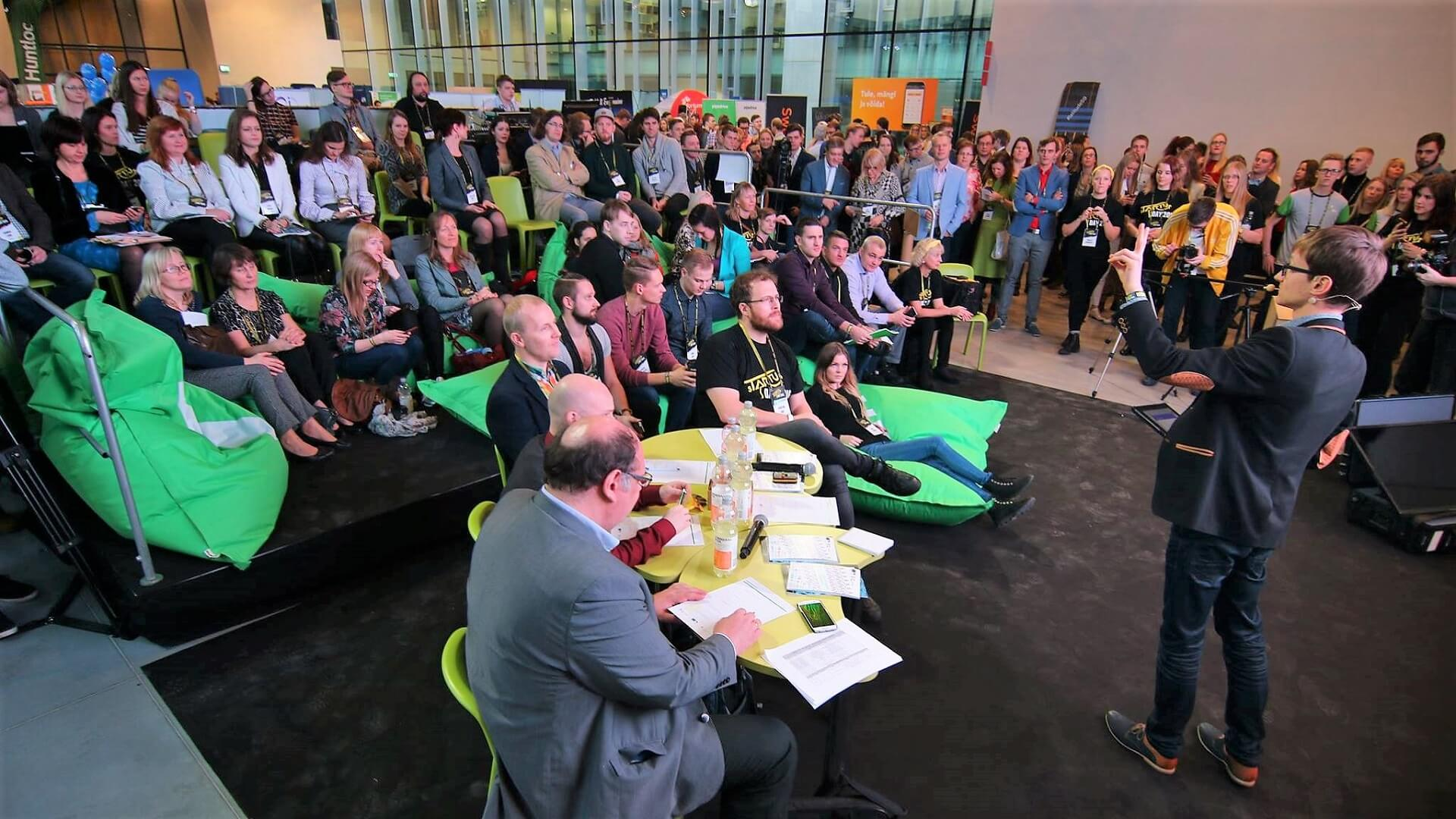 How To Win The Startup Competition Game
